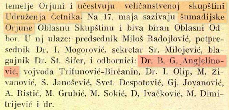 Grga Anđelinović - Vesna Pušić
