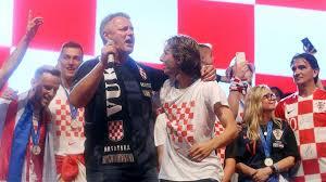 Luka Modric Perkovic thompson