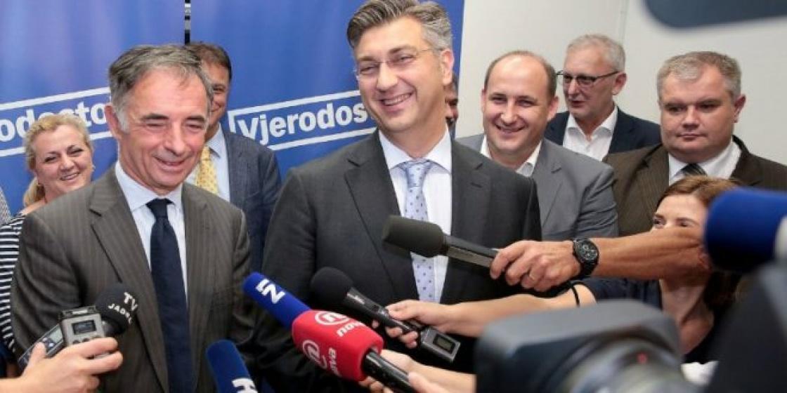 Pupovac i Plenković