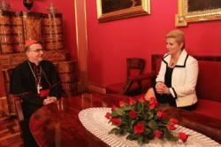 Bozanić i Kolinda Grabar Kitarović