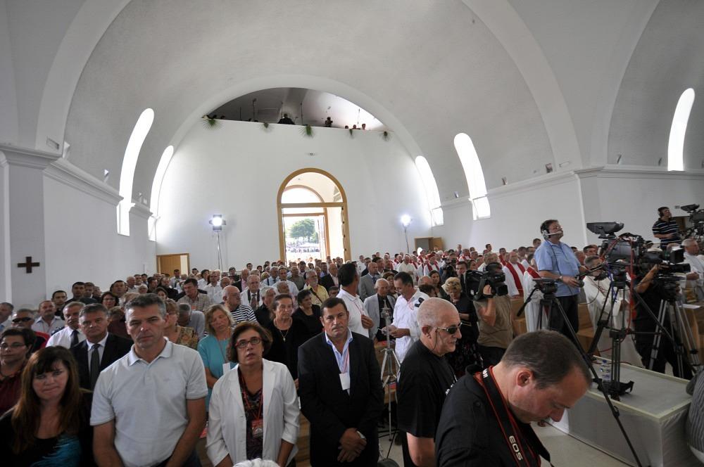 Crkva hrvatskih mučenika