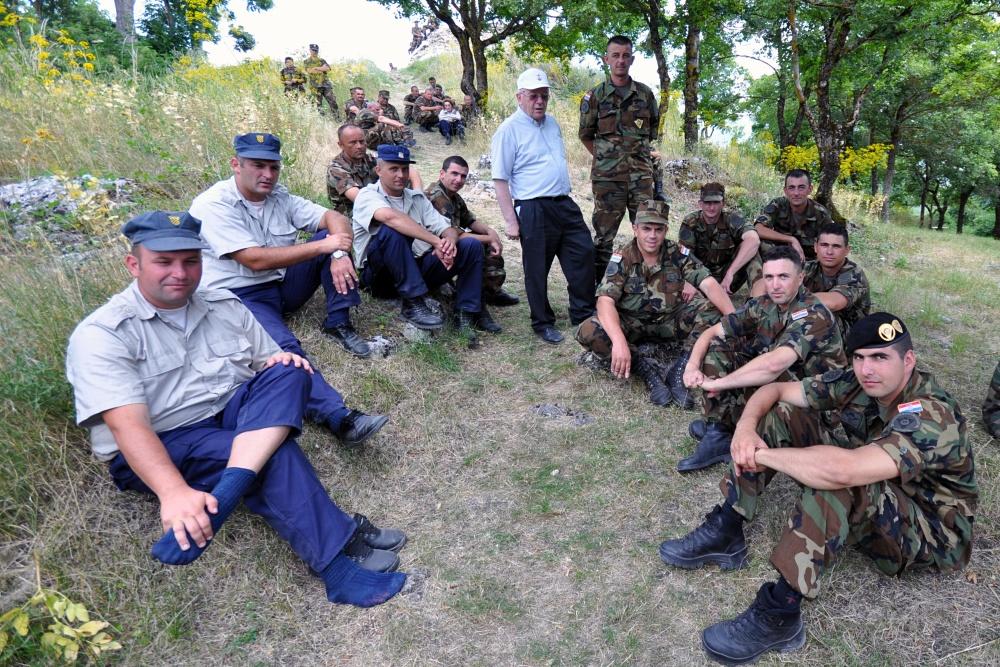 Bogović i Hrvatska vojska