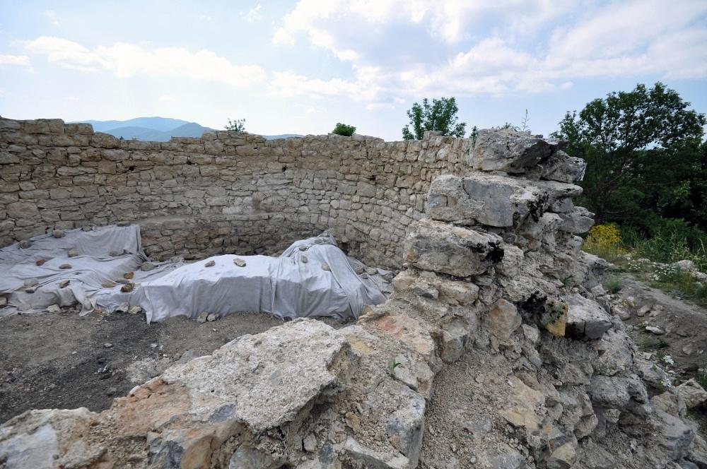 Castrum Corbavia