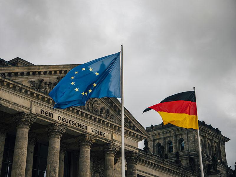 Njemacka Europa EU