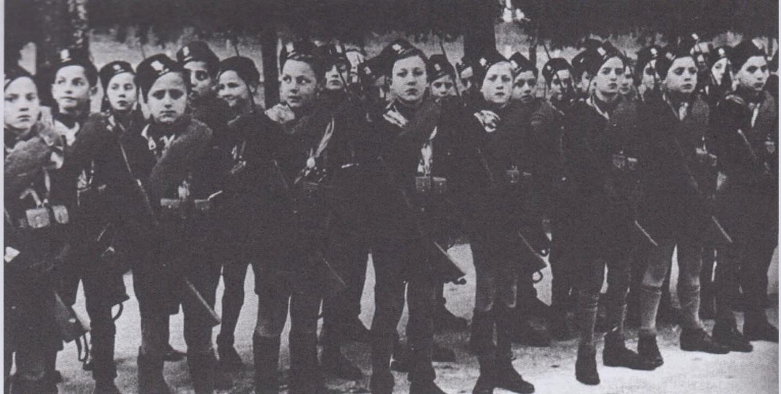 fasisticki odgoj
