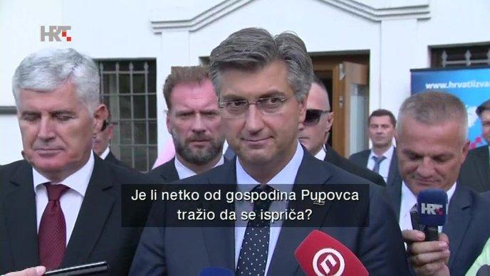 Plenkovic Pupovac