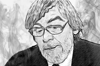 Hrvoje Hitrec - karikatura