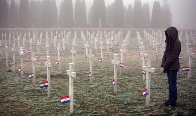 Vukovar - groblje