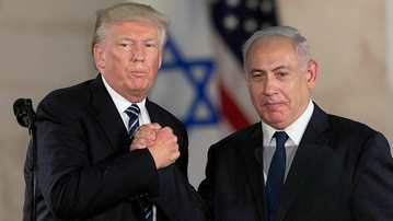 Trump Netanjahu